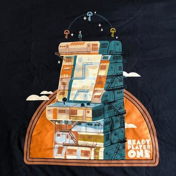 Whats In The Box: Loot Tees – March 2018