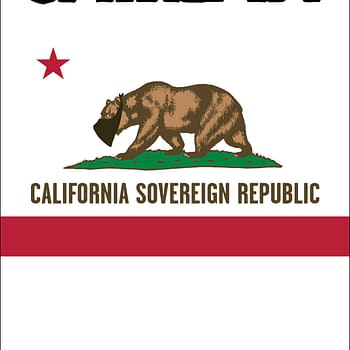 CALEXIT &#8211 What If California Seceded From The USA Matteo Pizzolo And Amancay Nahuelpan Put The Politics Back Into Comics