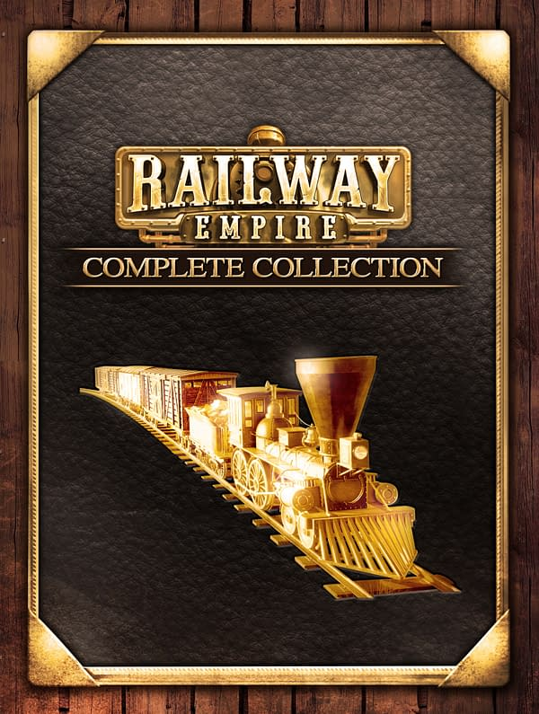 Railway Empire - Complete Collection will be released this August, courtesy of Kalypso Media.