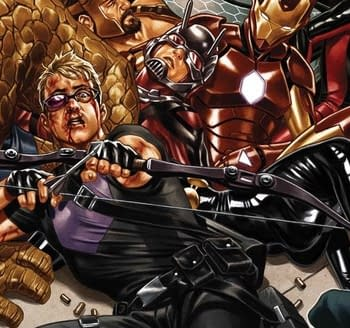 Secret Empire #5 Review &#8211 Just Not Good Super Hero Fiction