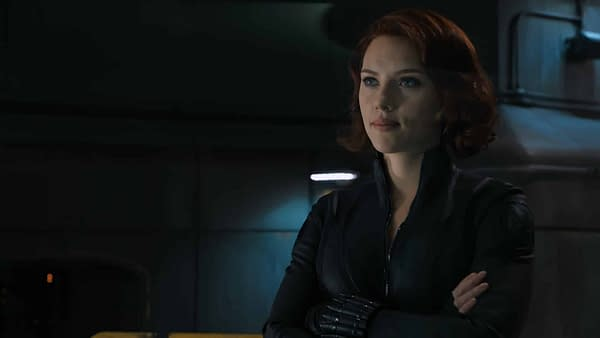 Possible Working Title For 'Black Widow': A Roy Orbison Song?