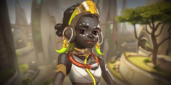 """Overwatch"" Novel ""The Hero of Numbani"" Debuting In 2020"