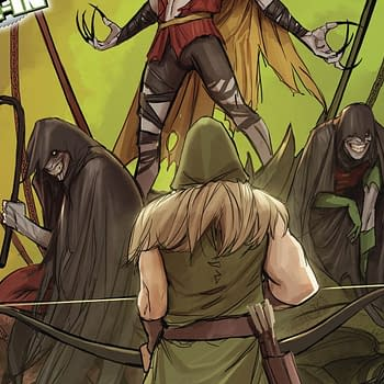 Green Arrow #32 cover by Stepjan Sejic