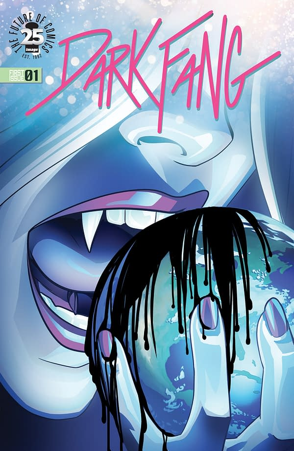 Dark Fang, An Image Comic To Challenge Climate Change Deniers, By Miles Gunter And Kelsey Shannon