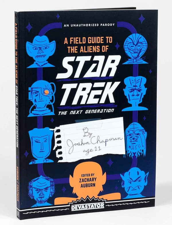 Exploring 'Star Trek: TNG' Through The Eyes Of An 11-Year-Old