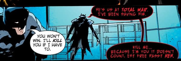 Batman Admits He Would Kill – is He the Unhappiest Bruce Wayne? Batman Who Laughs #2 Spoilers)