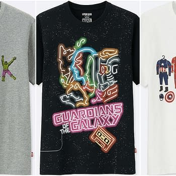 uniqlo marvel t-shirts