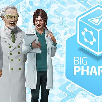Big Pharma Will Be Getting A Console Release In December