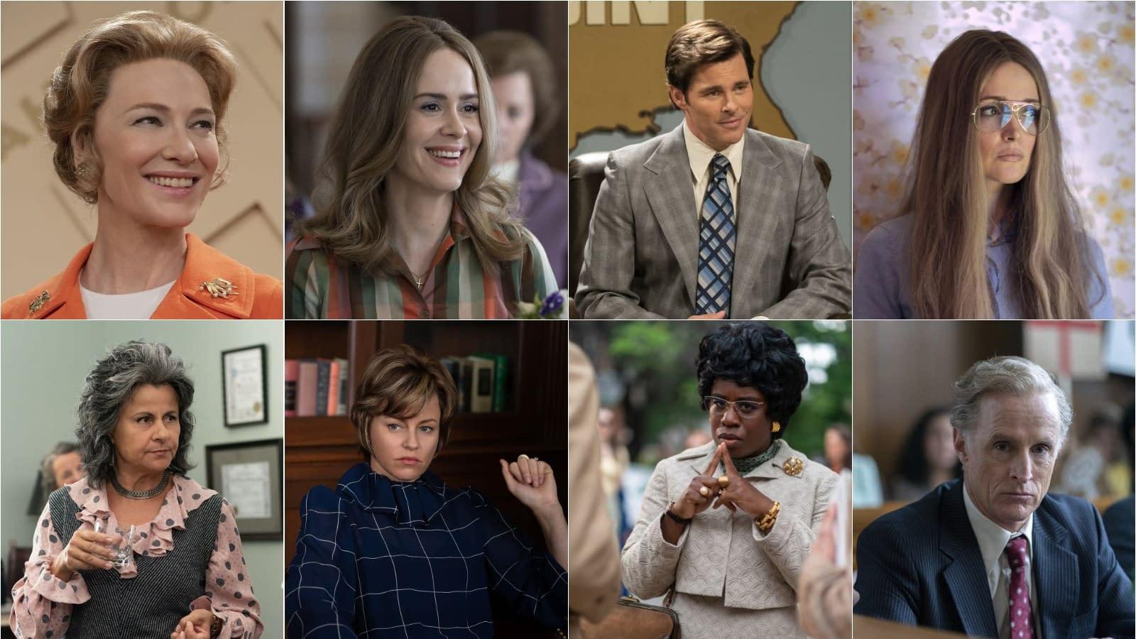 """Bridgerton"", ""Selena"", ""Uptown"" & More: The Bleeding Cool Top 30 TV Series Influencers 2020 (#30-#26)"