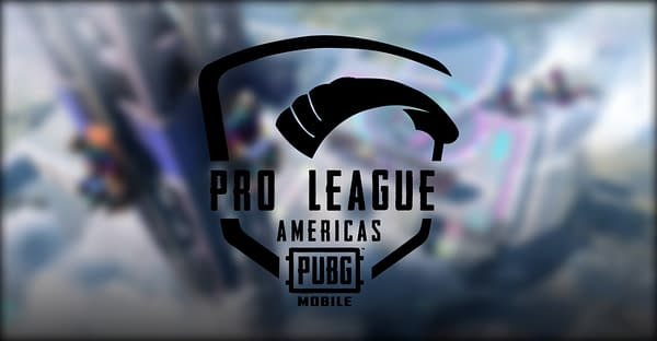 PUBG Mobile Pro League Americas Logo