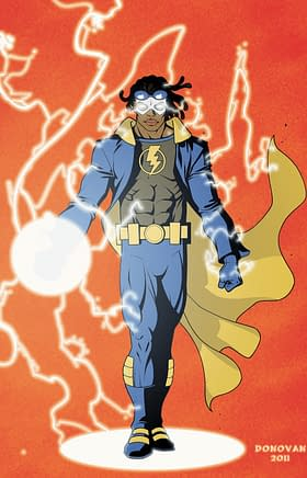 DC Comments On Static Shock Special