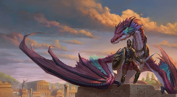 'Odyssey of the Dragonlords' Designers Ohlen and Sky Talk Greek