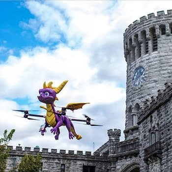 A Spyro Drone is Making a Cross Country Circuit of the United States