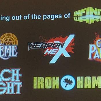 What If Stan Lee Invented the Infinity Warps using Spider-Man and Usagi Yojimbo