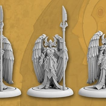 Only Two Days Left for Privateers Ancestral Guardian Angel Mini-Crate Figure
