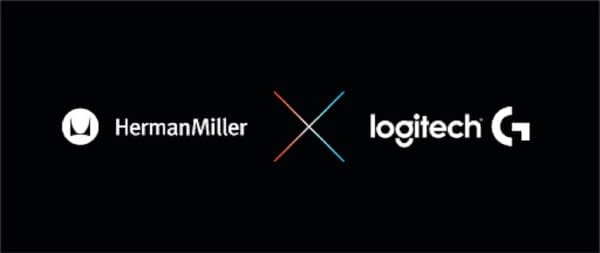 Logitech Forms A New Gamer Furniture Partnership With Herman Miller
