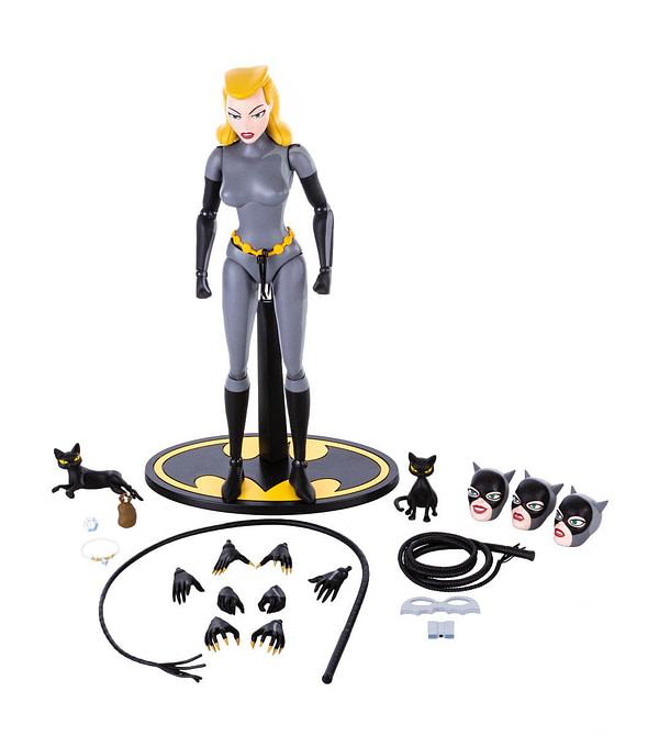 Mondo lance également une nouvelle figurine Catwoman Batman The Animated Series.