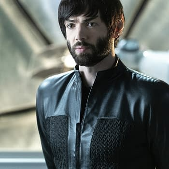 Star Trek: Discovery &#8211 Ethan Pecks Discussions of Spock Get Hairy [OPINION]