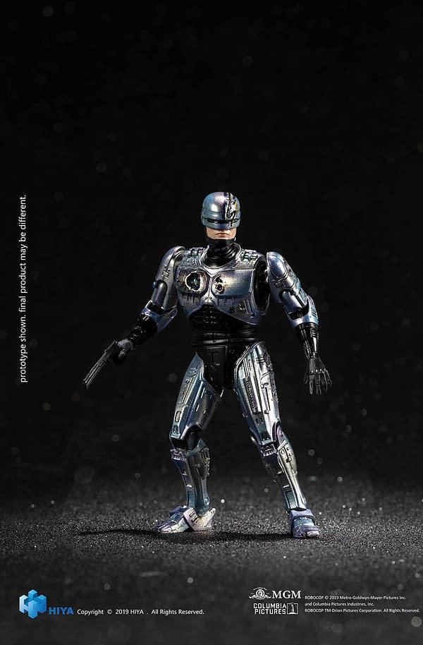 Robocop Comes Back with More Pex Exclusive Figures