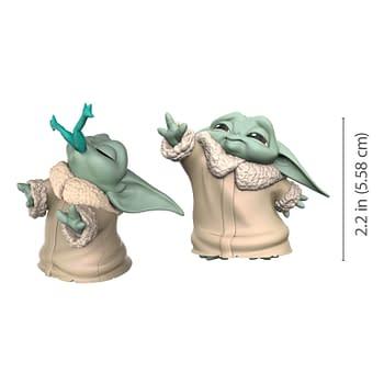 Baby Yoda Gets More Hasbro Reveals Ahead of New York Toy Fair