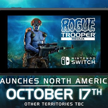 Heres Five Minutes Of Rogue Trooper Redux Gameplay