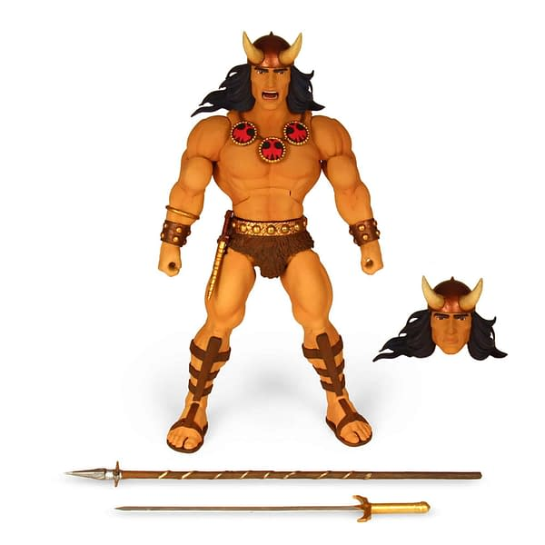 Super7 Conan Figure