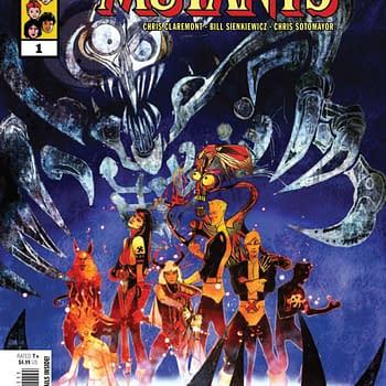 New Mutants: War Children #1 [Preview]