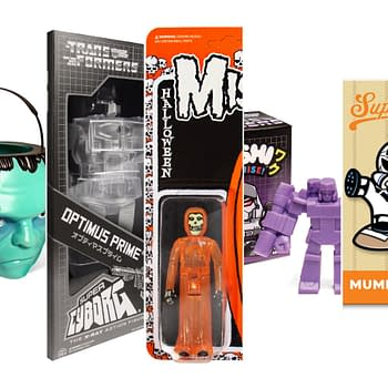 Super7 Takes Over NYCC With Exclusives From Universal Monsters Transformers Hellboy and More