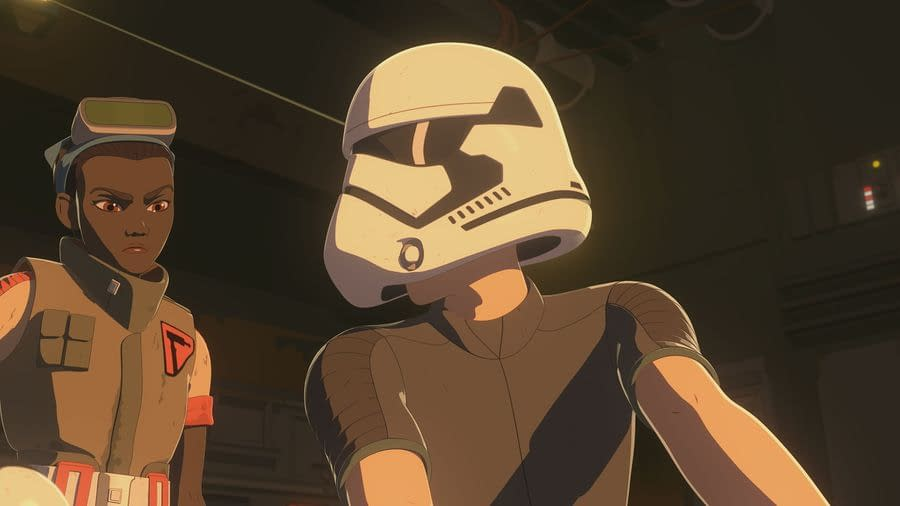 "'Star Wars Resistance' Season 1, Episode 17 ""The New Trooper"" Revives Old Bit, Lacks Answers [SPOILER REVIEW]"