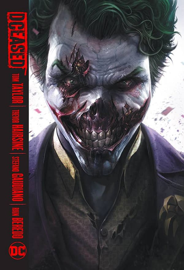 Diamond Cancels Orders For Local Comic Shop Day DCeased Hardcover By Mistake