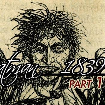 Batman 1839 Part 1: Mad Men of Gotham