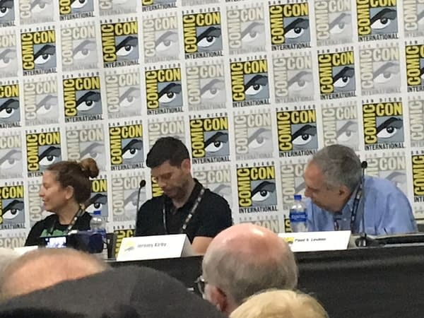 The Annual Jack Kirby Tribute Panel