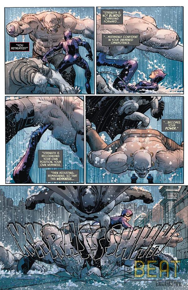 Batman Explains Why He Beats His Children in Batman #81 [Preview]