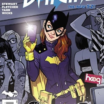 Batgirl Ditches Burnside Costume for Updated Classic Look by Sean Gordon Murphy