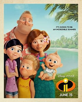 Incredibles 2 Round-Up: Poster and Promos