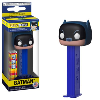 Funko Pez Batman 66
