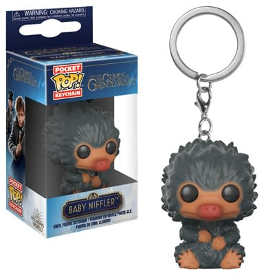 Funko Fantastic Beasts Pop Keychins 4