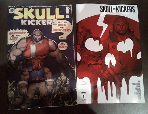 Is Skullkickers The New Chew?