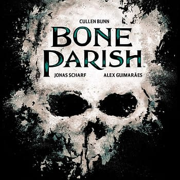 Bone Parish #1 cover by Lee Garbett
