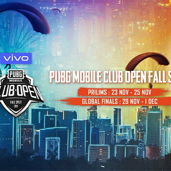 """The """"PUBG Mobile"""" Club Open Global Finals Are Set"""
