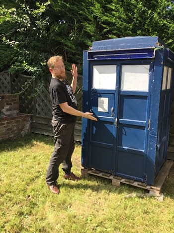 So… I Just Bought a TARDIS… Help?