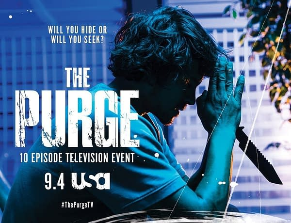 Purge TV Show Poster 2