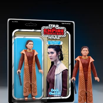 Bespin Leia Jumbo Kenner Figure Up For Order Now From Gentle Giant