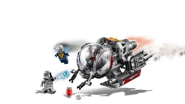 Ant-Man and Wasp LEGO Set 2