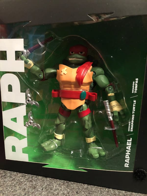 Rise of the TMNT Playmates Figures 6