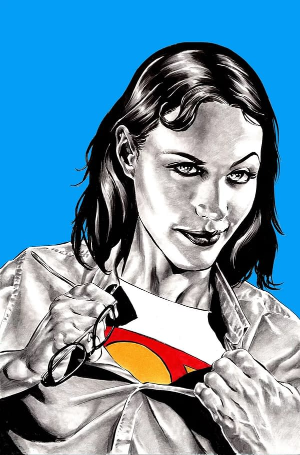 Does Lois Lane Solicitation Support 'Cuck Kent' Theory?
