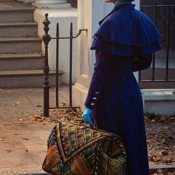 Disney Releases First Look At Mary Poppins Bag From Mary Poppins Returns (And Also Emily Blunt As Mary Poppins)