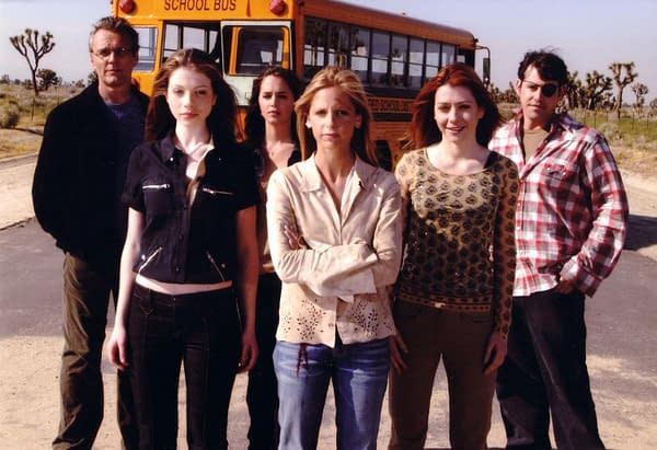 """Fox Chair on 'Buffy' Revival: """"When Joss Decides It's Time, We'll Do It"""""""