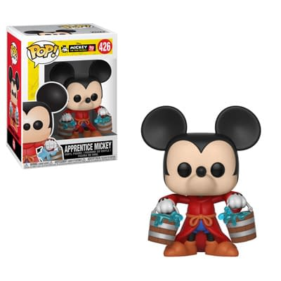 Funko Disney Apprentice Mickey Pop