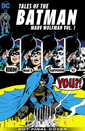 Bat And Cat Romance, Mike Baron Flash, Tales From The Dark Multiverse – More DC Comics Big Books for 2020
